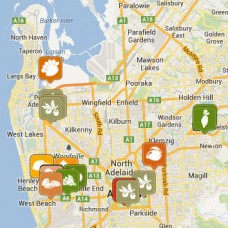 Find fruit, vegetables, nuts and other local produce using our map